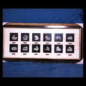 Chinese Ink Stone Zodiac picture